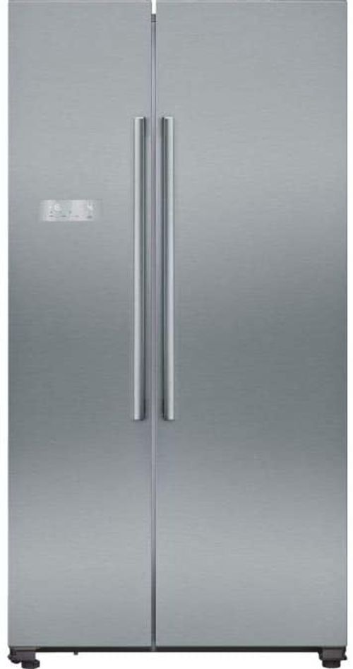 Siemens Freestanding Side by Side Refrigerator 616 Liters