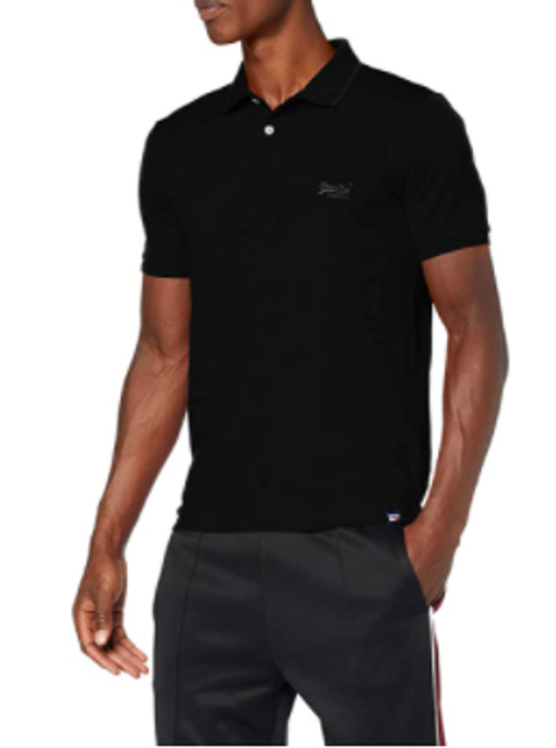 Superdry Classic Micro Lite Pique Polo Shirt